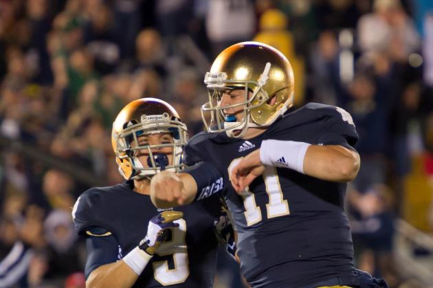 Notre Dame Football: Kelly Needs to Stop Messing Around and Stick with Rees