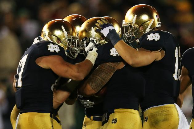Notre Dame: Fighting Irish Defense Proves to Be a Force
