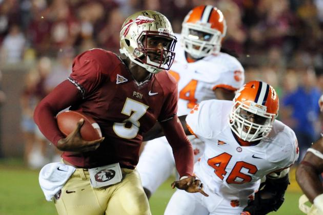 Clemson vs. Florida State: Live Blog in-Game Analysis