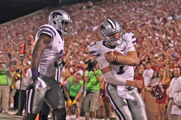 Kansas State at Oklahoma: Score, Twitter Reaction, Grades, Analysis and More