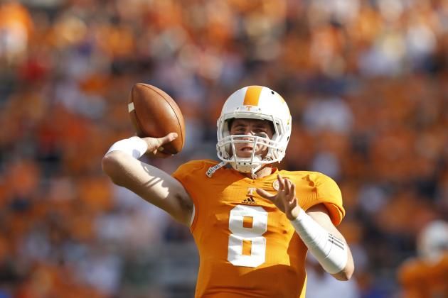 Bray, Neal Power Tennessee to Win vs. Akron
