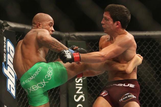Joseph Benavidez vs. Demetrious Johnson: Full Fight Technical Breakdown