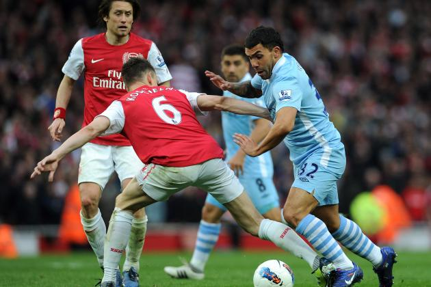 Arsenal's Complexion and Chances Ahead of the Manchester City Match