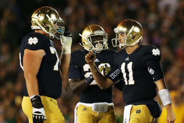 Michigan vs. Notre Dame: Irish Are Legitimate BCS Threat After Big Win
