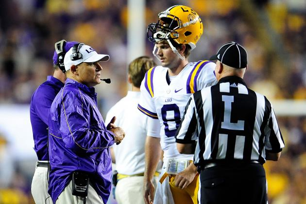 LSU vs. Auburn: Biggest Questions Facing Les Miles After Near-Upset