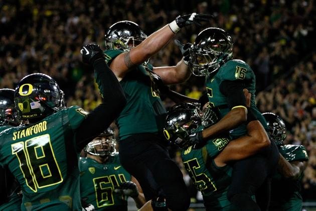 Arizona at Oregon: Score, Twitter Reaction, Grades, Analysis and More