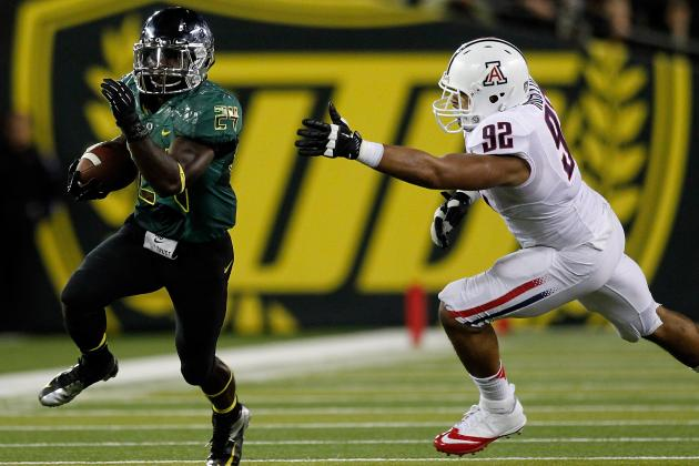 2012 College Football Week 5 Rankings: Oregon No. 2 in AP and USA Today Polls?
