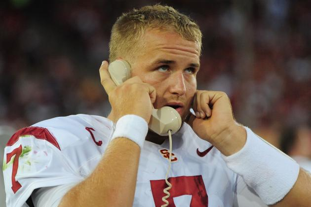 USC Football: Matt Barkley's Play Is Far from Heisman-Worthy