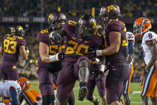 Minnesota Golden Gophers Improve to 4-0; Is It Time to Take Them Seriously?