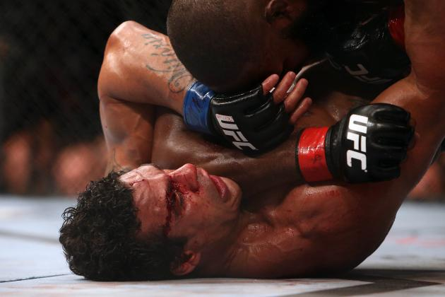 Jon Jones vs. Vitor Belfort Full Fight Technical Breakdown