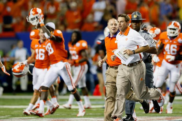 Clemson Football: Tiger Fans Must Be Realistic and Reasonable for Rest of 2012