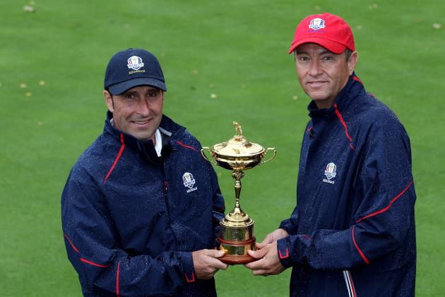 2012 Ryder Cup: Will Team Europe Continue Its Domination of Team USA?