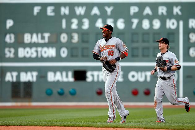 MLB Playoffs: O's, Yanks, A's Pushing Each Other to Greater Heights