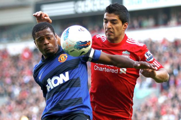 Liverpool vs. Manchester United: As It Happened