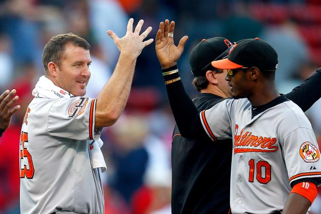 Baltimore Orioles Are Having a Cinderella Season of Unconventional Means
