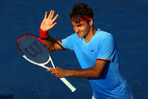 Roger Federer: Where World No. 1's Stellar 2012 Season Ranks Among His Career
