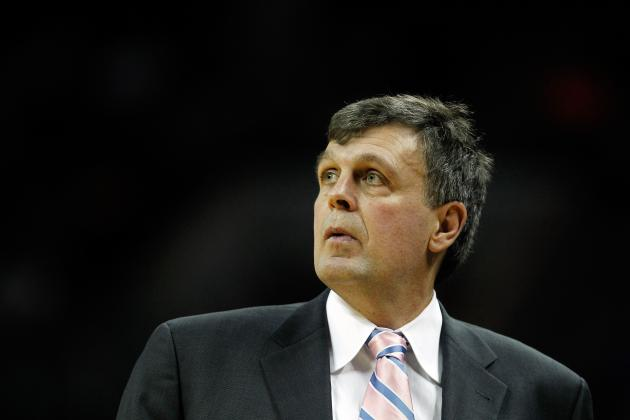 Is Kevin McHale Just a Transitional Coach for the Houston Rockets?