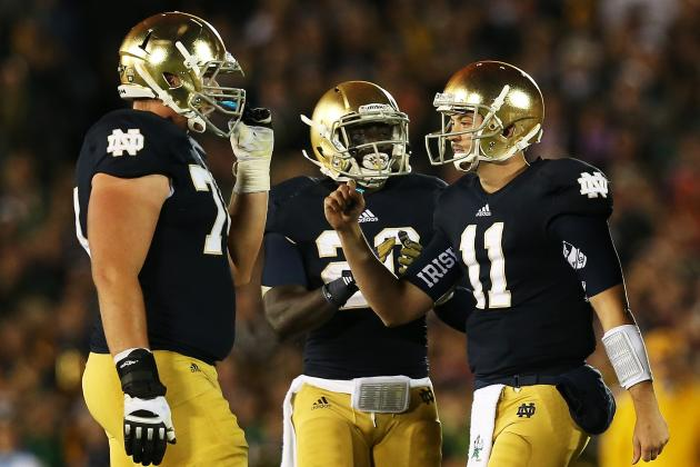 Michigan vs. Notre Dame: Why Irish Win over Wolverines Was a Fluke