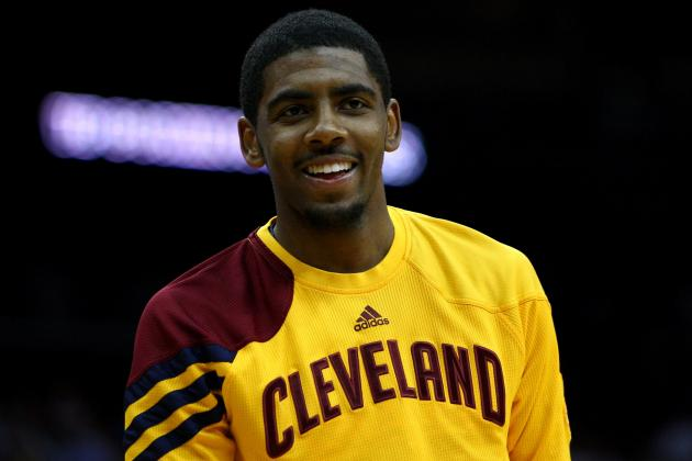 Why Kyrie Irving Is the Next Star NBA Point Guard