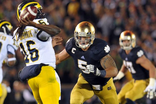 Rittenberg: Notre Dame Finds Revenge  Sweet Against Michigan