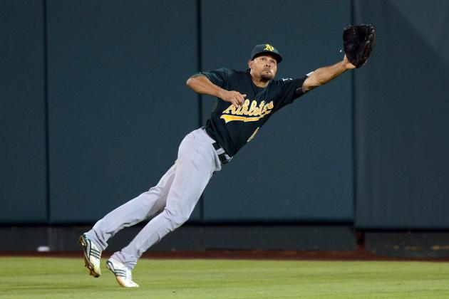 Coco Crisp out Again Sunday with Eye Infection
