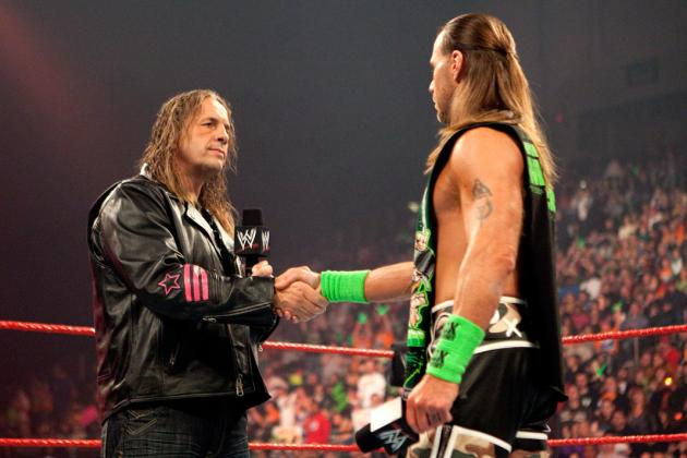 WWE: How Bret Hart vs. Shawn Michaels Made History