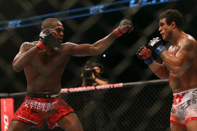 Jon Jones vs Vitor Belfort: Jones Fears Nerve Damage from Belfort Armbar Attempt