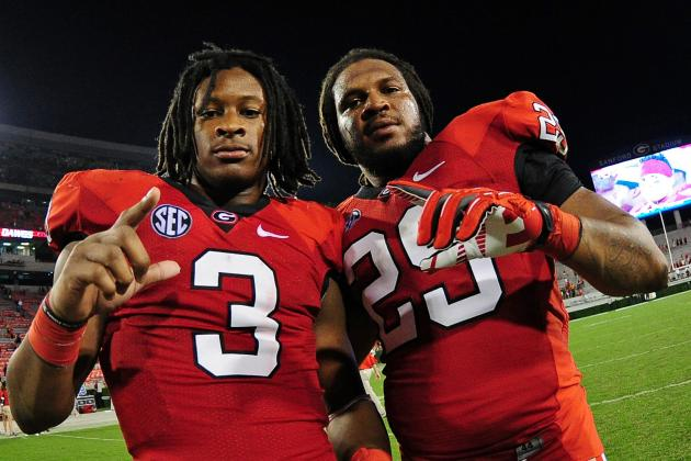 Georgia Bulldogs Look Ready for SEC Heavyweights