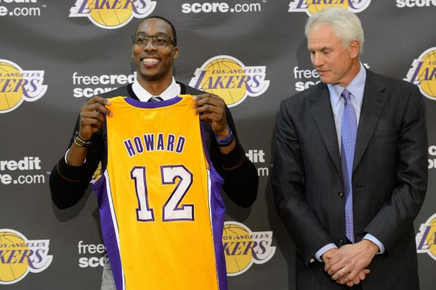 Dwight Howard: Star Center's Incredible Defense Will Be Biggest Boost to Lakers