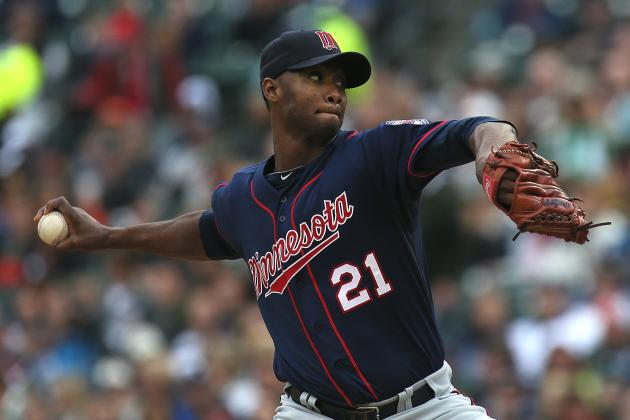 Twins Announce Samuel Deduno Will Pitch on Wednesday on Short Rest