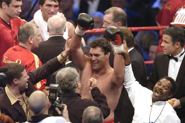Former Boxing Heavyweight Champion Corrie Sanders Shot and Killed