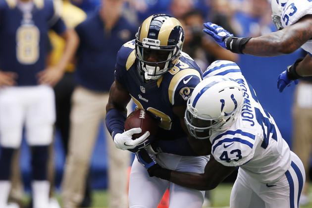 St. Louis Rams: Week 3, Brian Quick Is on the Inactive List