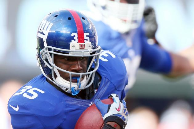 Andre Brown: Week 3 Performance Shows Giants RB Will Play Big Role in 2012