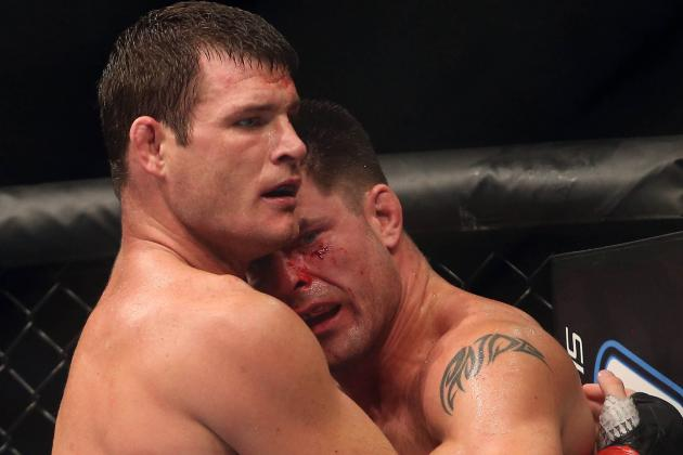 Michael Bisping vs. Brian Stann: 5 Fights for Bisping to Take Next