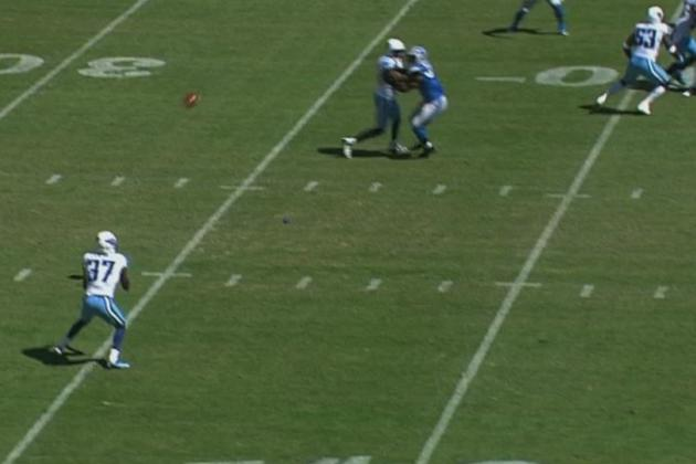 Music City Miracle 2.0: Tennessee Titans Run Trick-Play Punt Return for TD