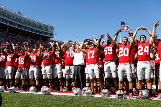 Ohio State Football: Lackluster Start Is Perfect for Urban Meyer's Rebuild