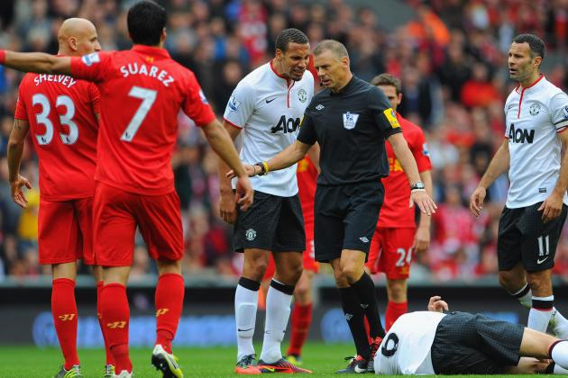 Evans Should Have Seen Red Along with Shelvey, Claims Rodgers