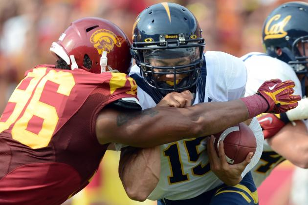 Postgame Notes: USC Beats Cal