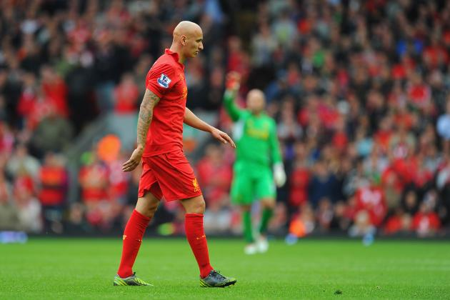 Liverpool FC vs. Manchester United: Why Jonjo Shelvey Was Harshly Sent Off