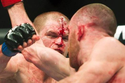 UFC 152 Grading the Canadians: Grant and Gagnon Pass with A's