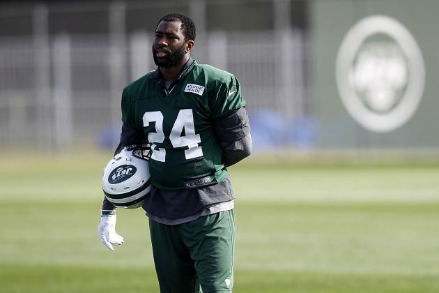 NFL Week 3 Injury News: New York Jets Cornerback Darrelle Revis Hurts Knee