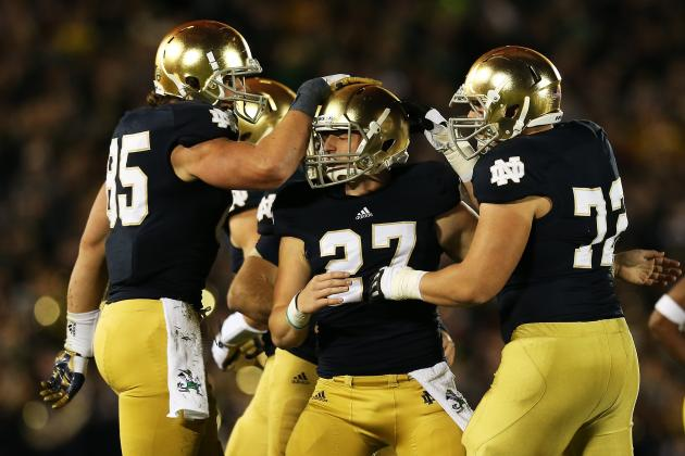 Michigan vs. Notre Dame: Irish on the Rise After Victory over Wolverines