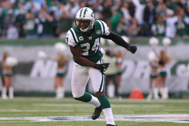 Darrelle Revis Injury: Updates on Jets CB's Knee