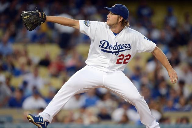 Clayton Kershaw Will Start Tonight vs. Reds