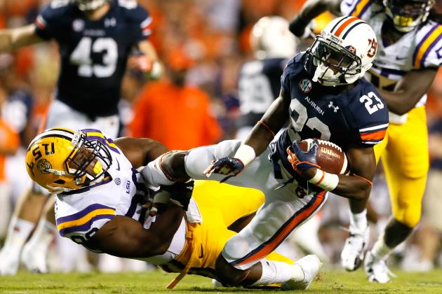 Auburn Football: Loss to LSU Proves Tigers Moving in Right Direction