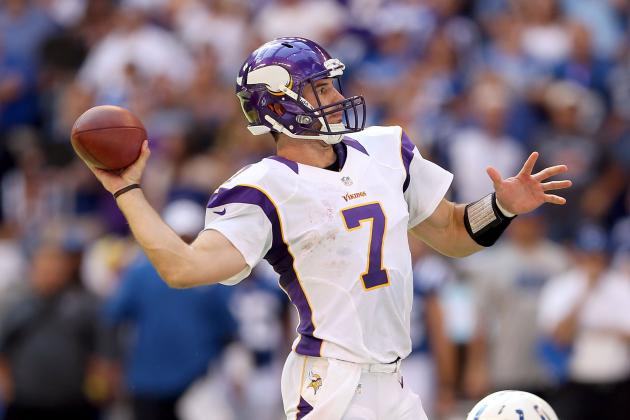 Why Christian Ponder Is the NFL's Most Improved Player in 2012