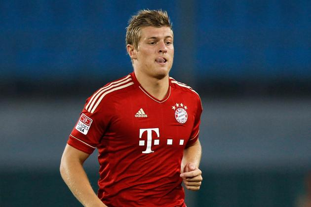 German Bundesliga: Toni Kroos Becomes Key Player at FC Bayern München