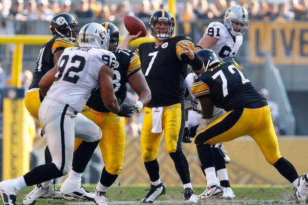 Steelers vs. Raiders: Week 3 Live Score, Highlights & Analysis