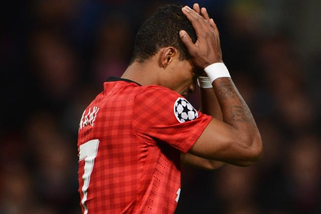 Nani's Performance Against Liverpool Proves He Doesn't Have a United Future