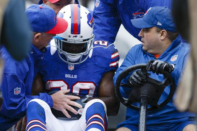 What Does C.J. Spiller Injury Mean for Fantasy Football Owners, Buffalo Bills?